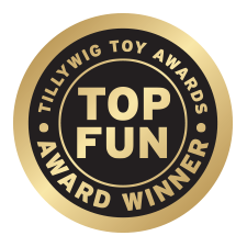 Tillywig Toy Awards Top Fun Award