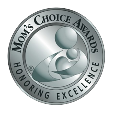 Mom's Choice Silver Award