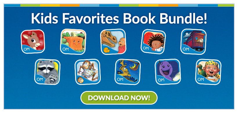 The Kids Favorite Books Bundle available for iPad + iPhone