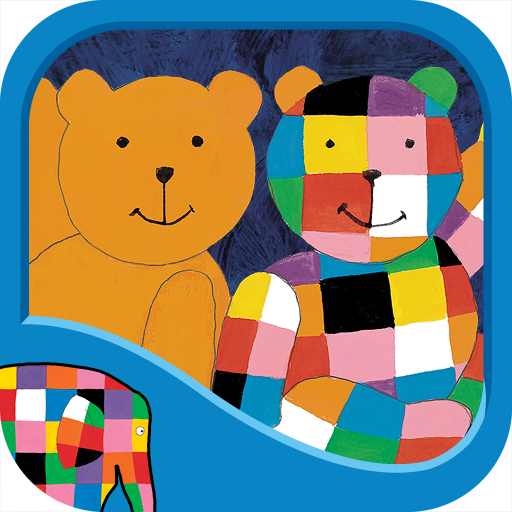 Elmer and the Lost Teddy on iTunes App Store