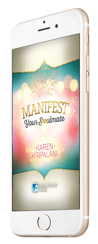 Manifest Your Soulmate by Karen Kripalani and Oceanhouse Media