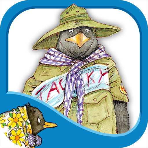 Tacky Goes to Camp on iTunes App Store