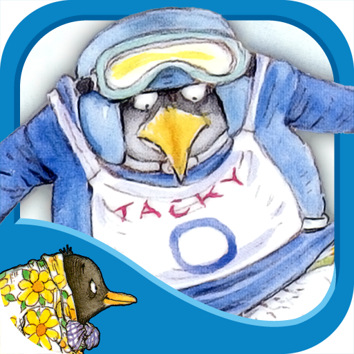Tacky and the Winter Games on iTunes App Store
