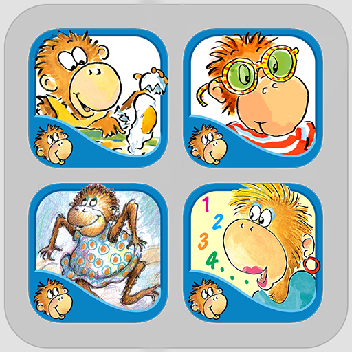 Five Little Monkeys App Bundle Bundle on iTunes App Store